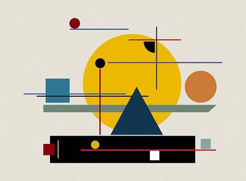 Formen-II van Marion Tenbergen