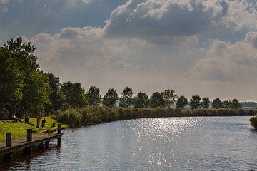 Ems-Jade-Kanal von Rolf Pötsch