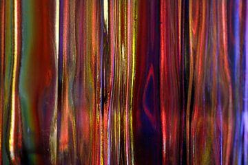 Abstractie; bomen van Wim Bodewes