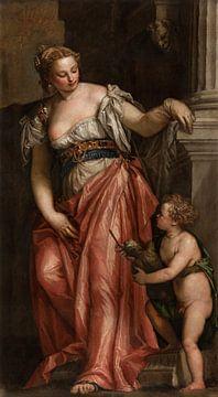 Allegorie der Skulptur, Paolo Veronese