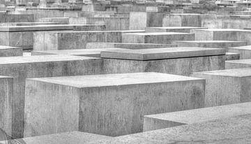 Mémorial de l'Holocauste, Berlin, Allemagne, Europe sur Torsten Krüger