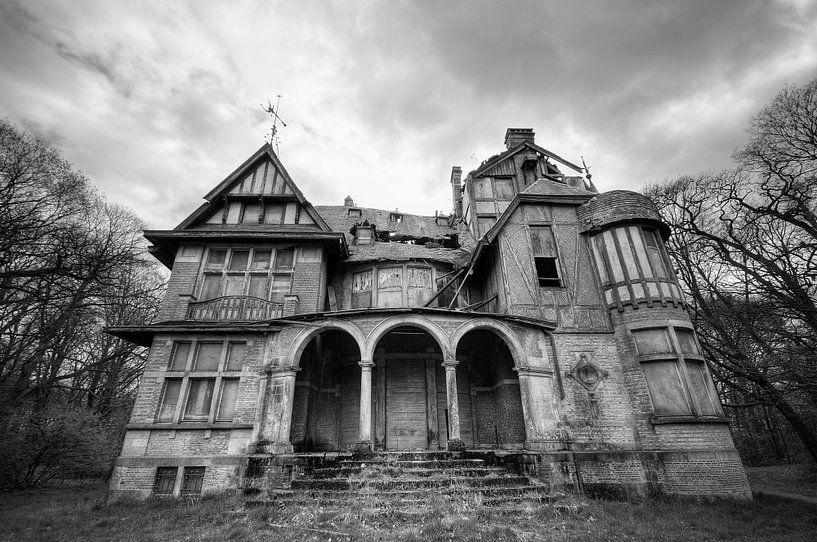Duotone - Chateau N von Angelique Brunas
