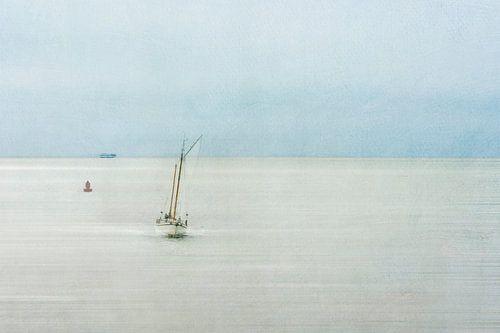 Op de Waddenzee