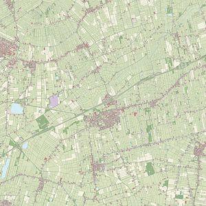 Kaart vanMarum