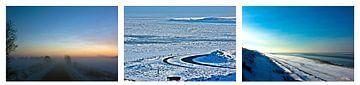Sylt im Schnee von Norbert Sülzner