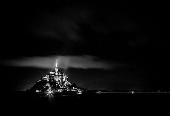 Mont Saint Michel  van Leanne lovink