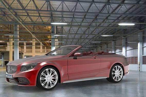 Upper_Class_car Red 01