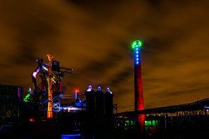 Ruhrgebied Duitsland - Industrie fotografie -1