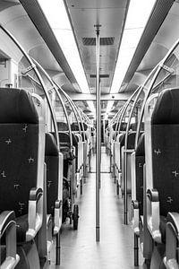 Een nederlandse trein van