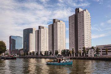 Museumshafen Rotterdam von Rob Boon