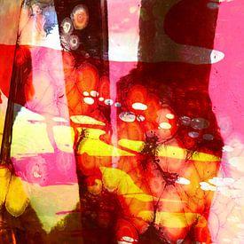 Flowerpower van Kirsti's Kunst
