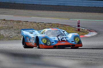 Porsche 917 GULF von Detlef Sauer