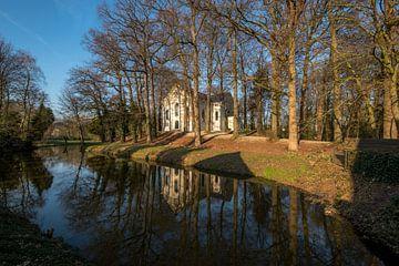 Vluchtheuvelkerk in Zetten van Moetwil en van Dijk - Fotografie