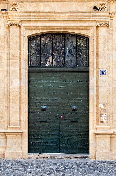 Deur 10 Aix-en-Provence van Anouschka Hendriks