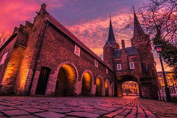 Oostpoort Delft van Dirk Keij-Bron