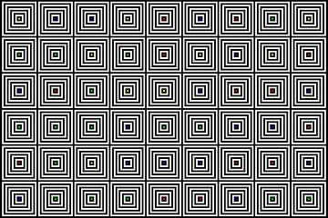 Nested | Center | 09x06 | N=06 | Random #01 | RGBY van Gerhard Haberern