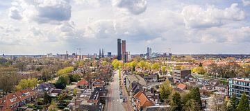 Panorama Tilburg von Henri Boer Fotografie
