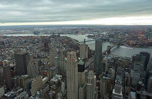 Uitzicht Manhattan (New York City)