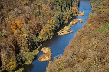 View from above van Kristof Mentens