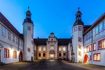 zur blauen Stunde in Helmstedt von Marc-Sven Kirsch