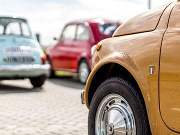 Alte Fiat 500 von Dave Bijl
