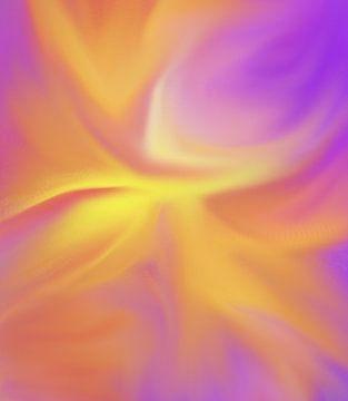 zartes Farbspiel van B. L.