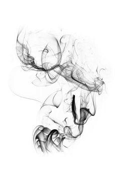 Schwarzer Rauch. von Ina Fischer