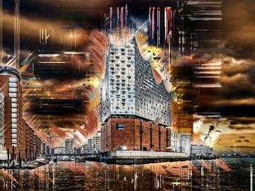 Hamburg Elbphilharmonie van