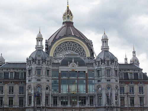 Antwerpen Station Centraal van