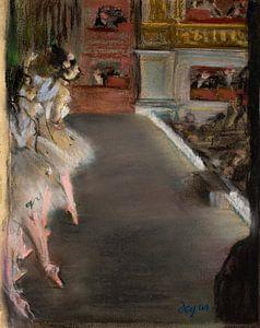 Dansers bij de oude Opera, Parijs, Edgar Degas