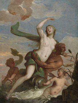 Neptun und Amphitrite, Matthew Terwest