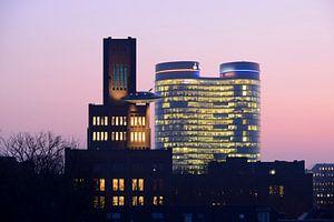 De Inktpot en de Rabotoren in Utrecht