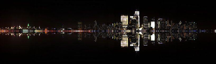New York City by Night van Renate Knapp