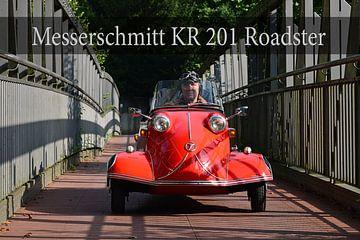 Messerschmitt KR 201 Roadster van Ingo Laue