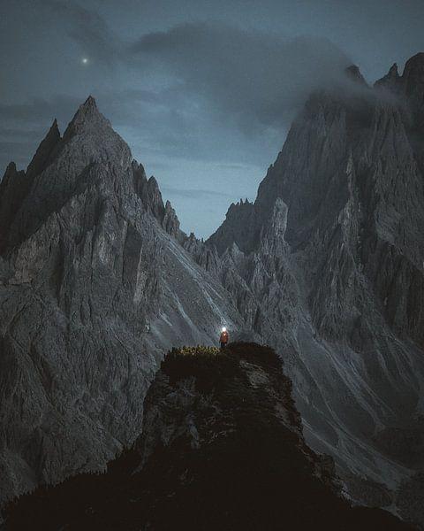 Light In The Darkness van Frederik Opdeweegh