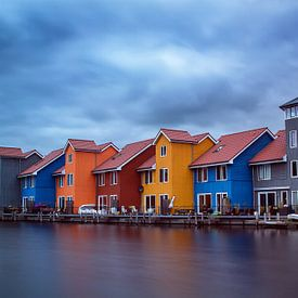 Dutch cityscape van Elena Jongman