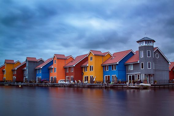 Dutch cityscape