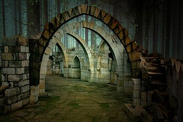 archaeological-arch van H.m. Soetens