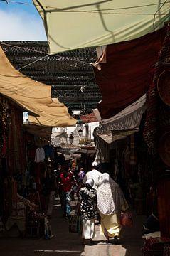 In de Souk, Rabat van Jeroen Knippenberg