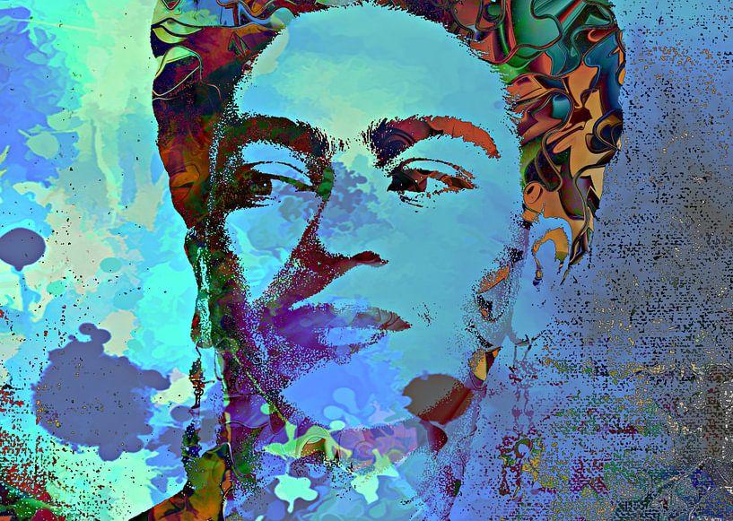 Frida Kahlo von PictureWork - Digital artist