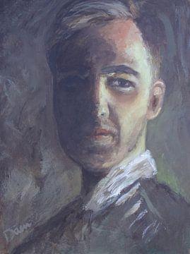 Ein Rembrandt von Jelle von Mieke Daenen