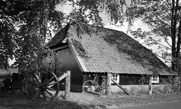oude schuur von Beer Foto