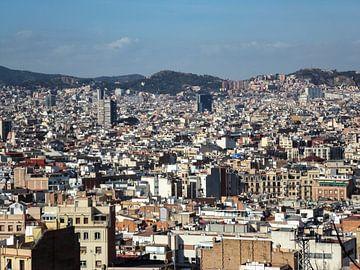 Barcelona Poble Sec van Martijn Wit