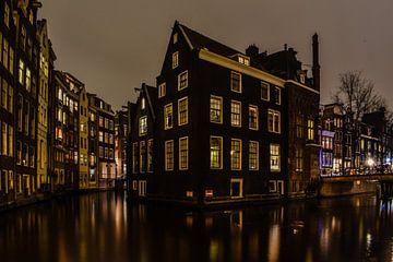 Haus im Wasser Amsterdam von Claudia Kool Kool