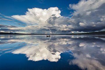 Zweden, Lakenesjön van Fonger de Vlas