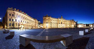 Panorama de la Bebelplatz