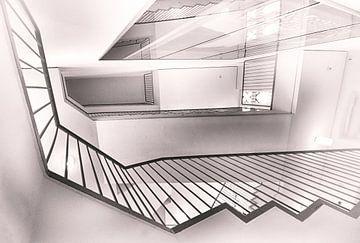 Das Treppenportal von Erik Reijnders