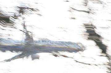 panning airoplane van Eugene Lentjes