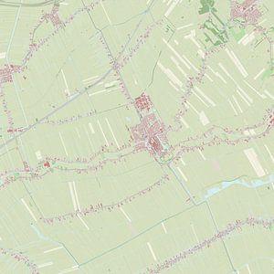 Kaart vanOudewater