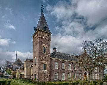 Kloostercomplex Etten-Leur van Egon Zitter